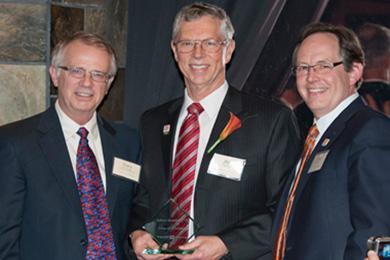 SOP's Beardsley Named Icon of Pharmacy by Alma Mater