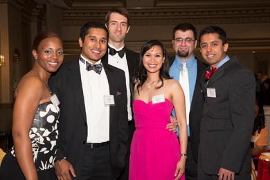 Graduation Banquet Celebrates New and Established Pharmacy Professionals
