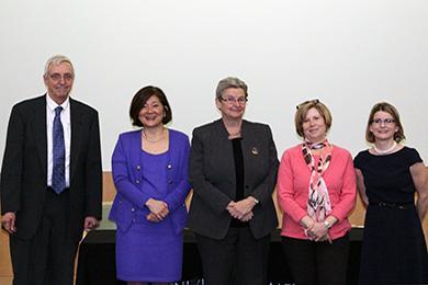 SOP Colloquium Honors Legacy of Beloved Faculty Member, Pharmacy Pioneer