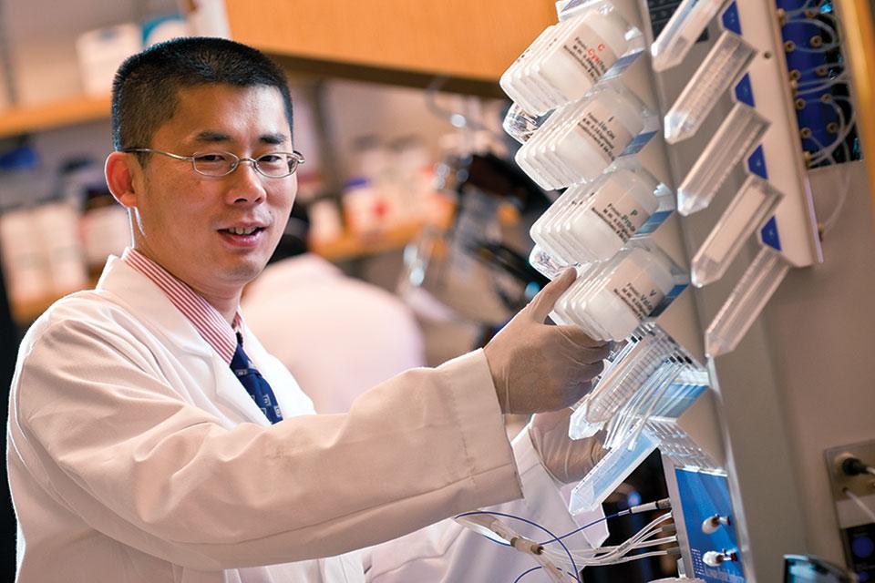 Bruce Yu, PhD